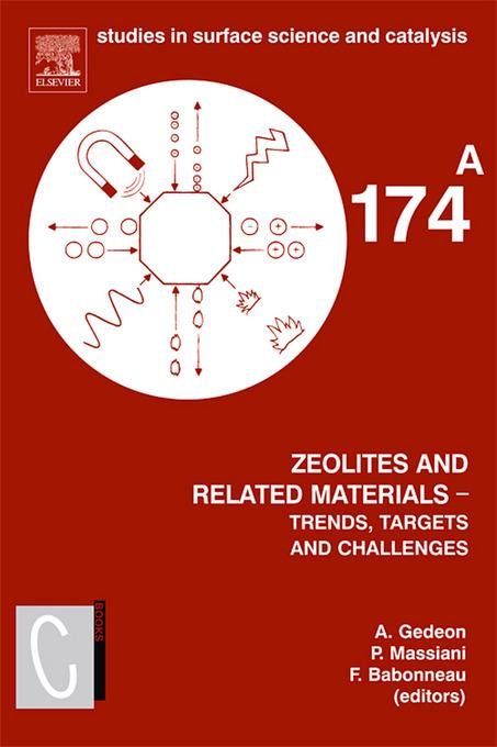 Zeolites and Related Materials: Trends Targets and Challenges(SET): 4th International FEZA Conference, 2-6 September 2008, Paris, France