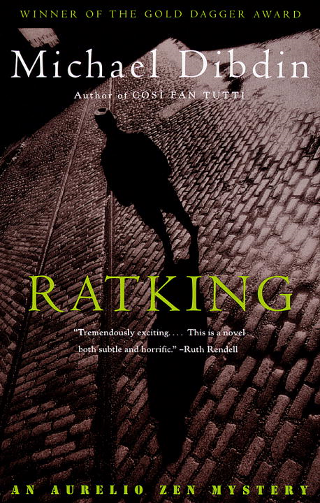Ratking By: Michael Dibdin