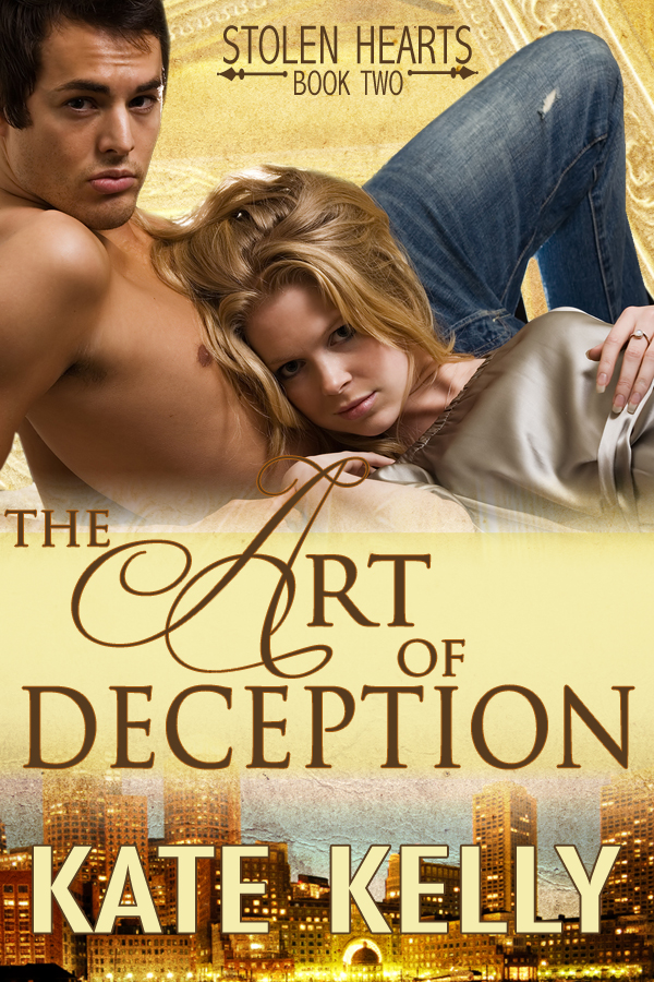 The Art Of Deception, Book Two, Stolen Hearts series, Romantic Suspense