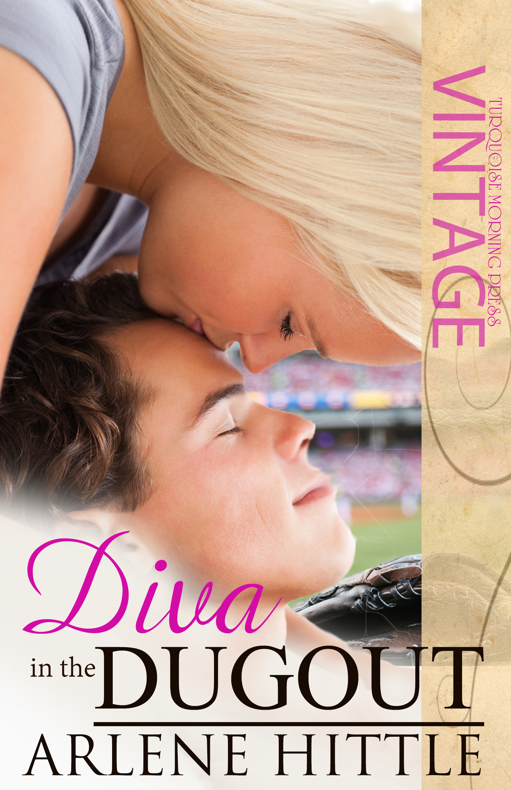 Arlene Hittle - Diva in the Dugout