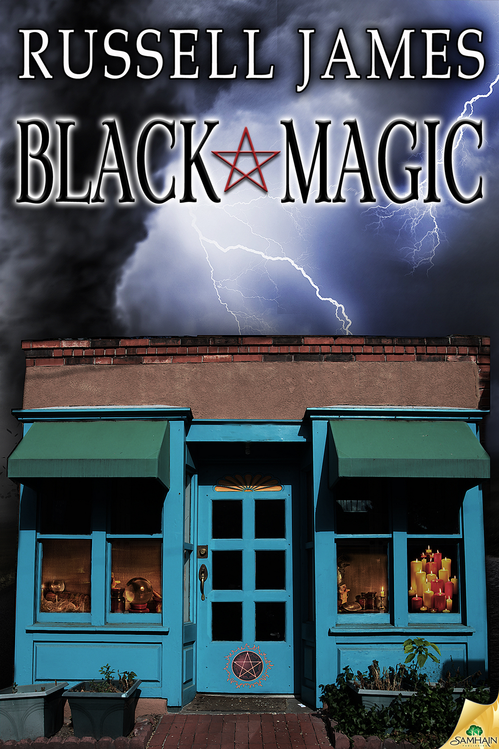 Black Magic By: Russell James