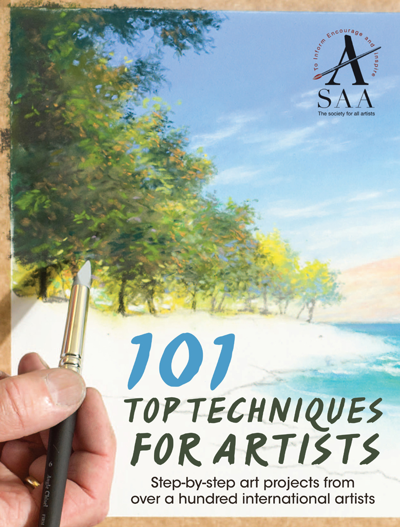 101 Top Techniques for Artists Step-by-step art projects from over a hundred international artists