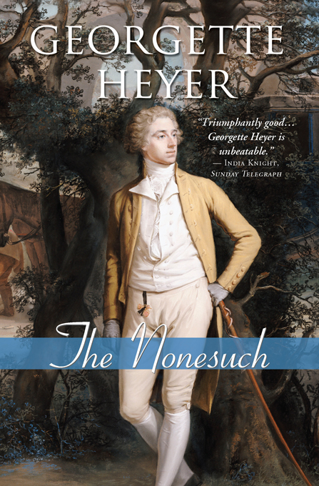 Nonesuch By: Georgette Heyer