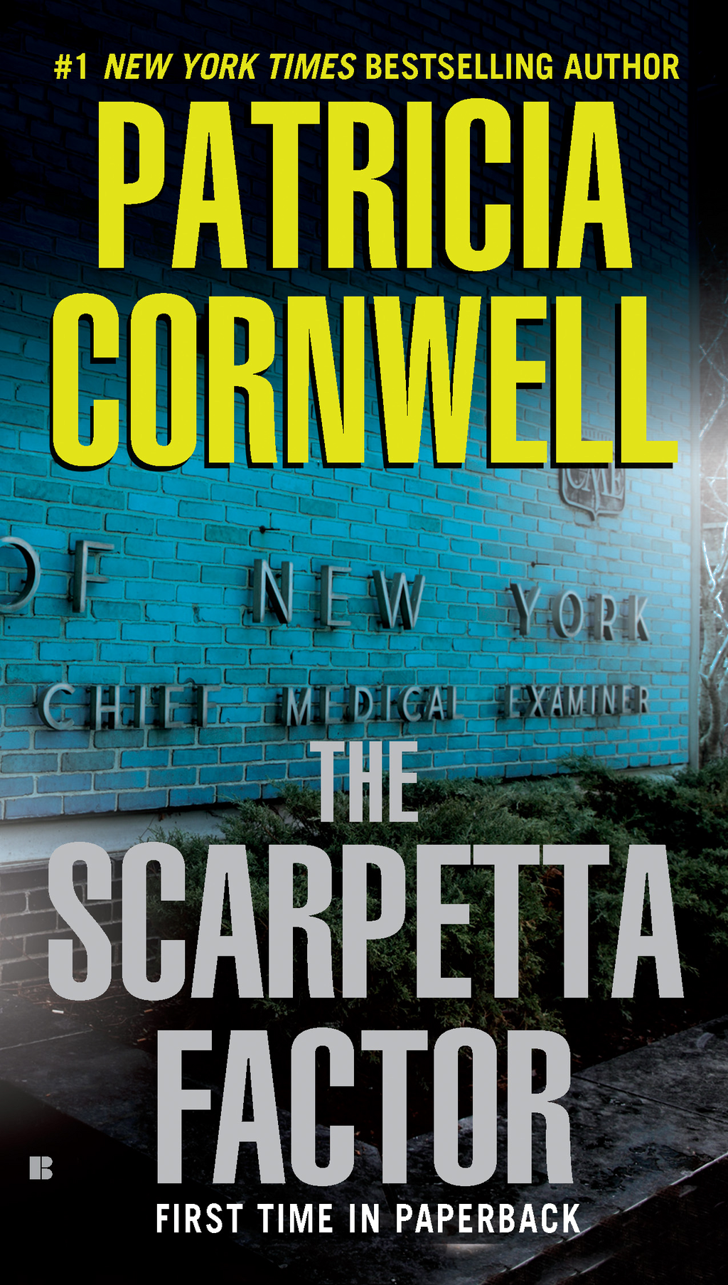 The Scarpetta Factor By: Patricia Cornwell