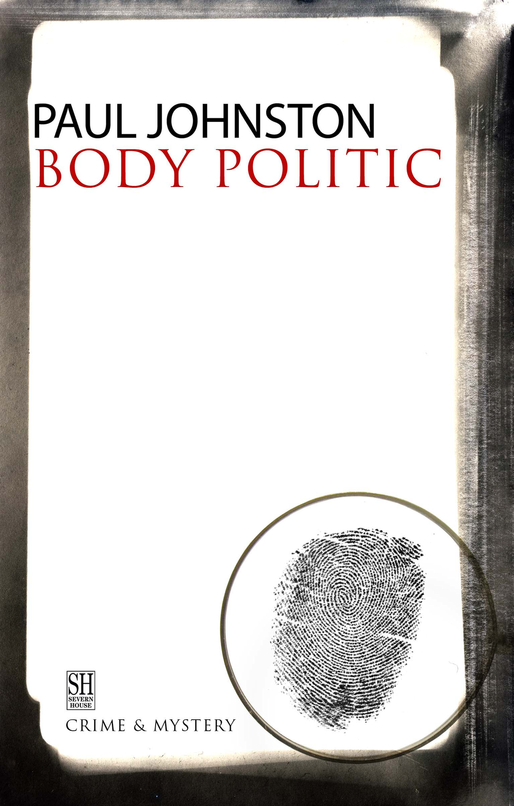 Body Politic By: Paul Johnston