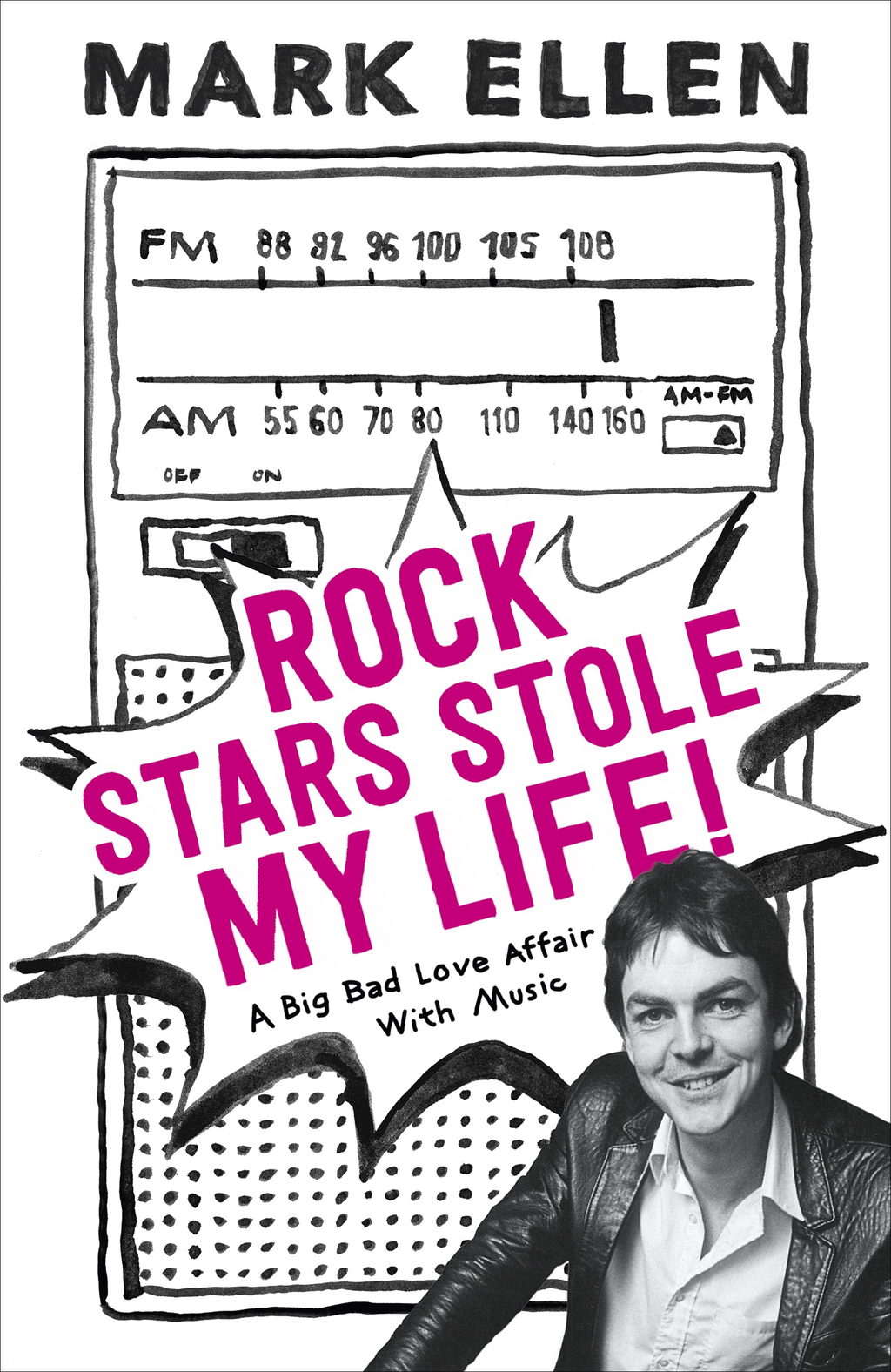 Rock Stars Stole my Life! A Big Bad Love Affair with Music