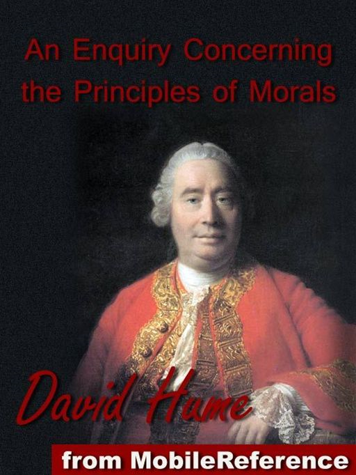 An Enquiry Concerning The Principles Of Morals  (Mobi Classics)