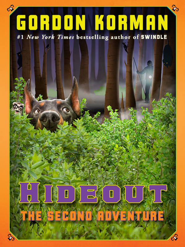 Hideout: The Second Adventure (Limited Time Offer, Thru 12/31/12) By: Gordon Korman