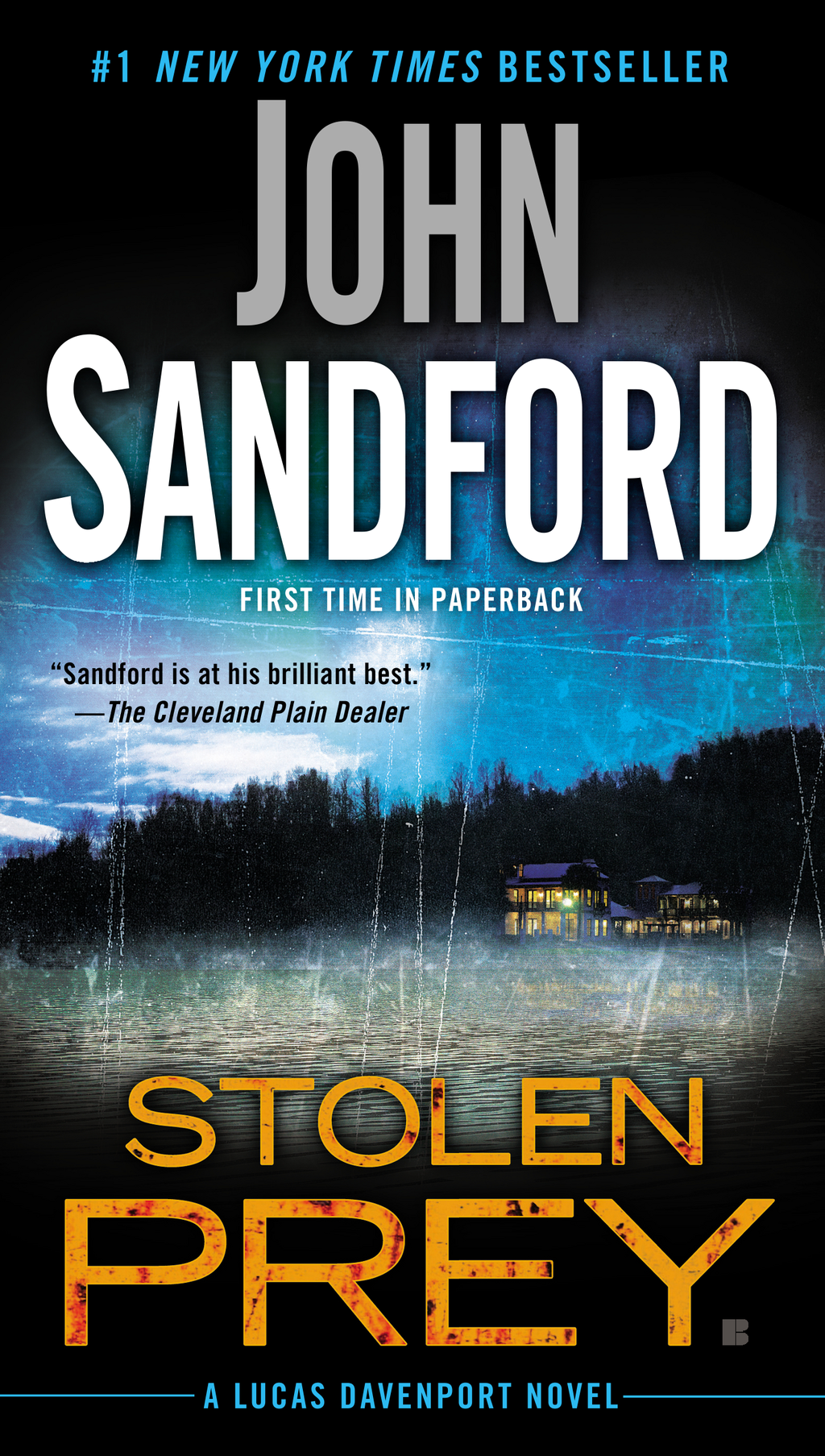 Stolen Prey By: John Sandford