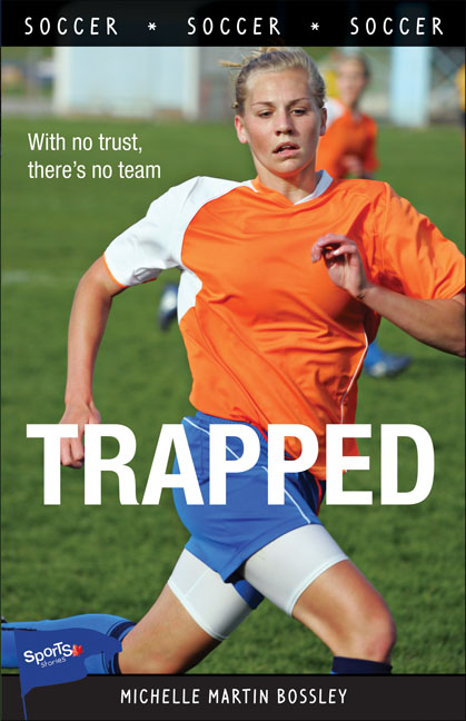 Trapped By: Michele Martin Bossley