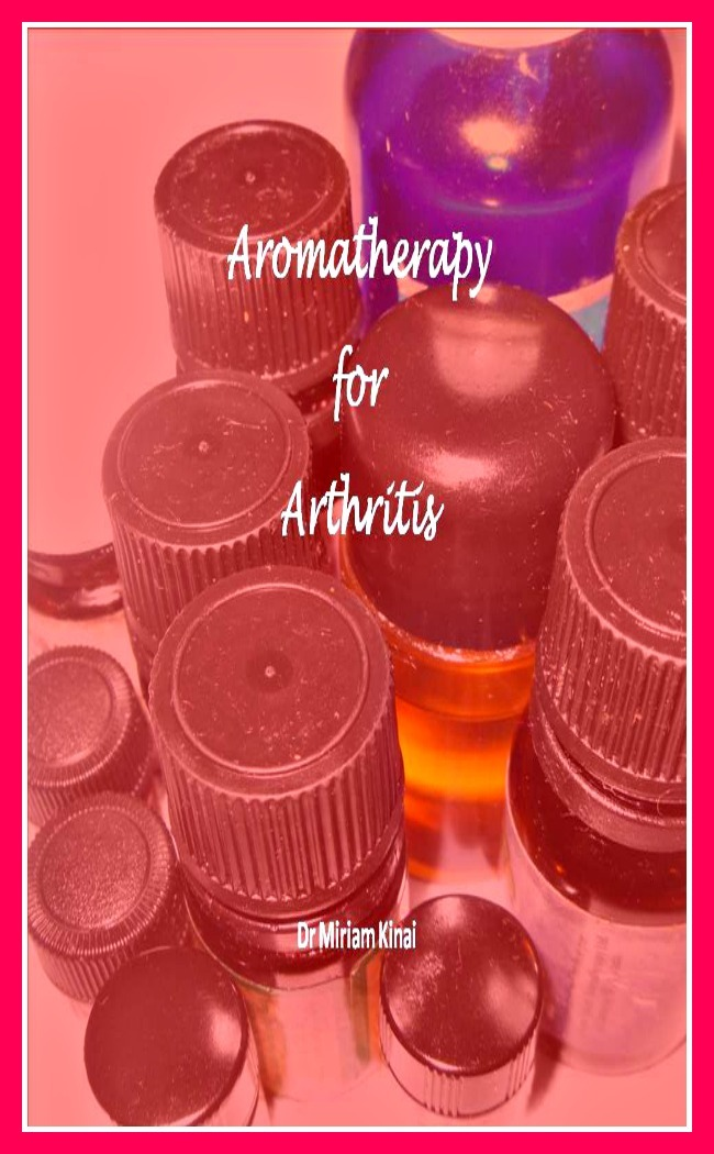 Aromatherapy for Arthritis