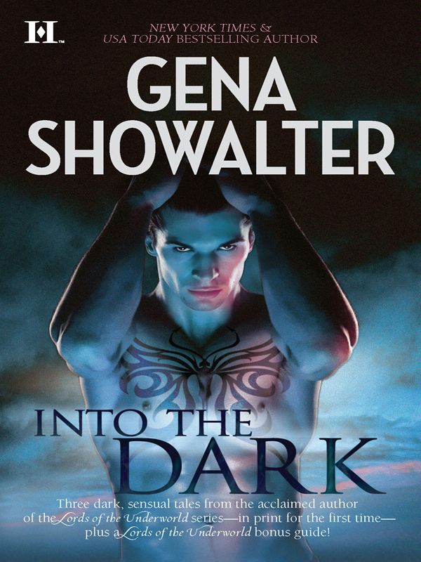 Into the Dark: The Darkest Fire\The Amazon's Curse\The Darkest Prison By: Gena Showalter