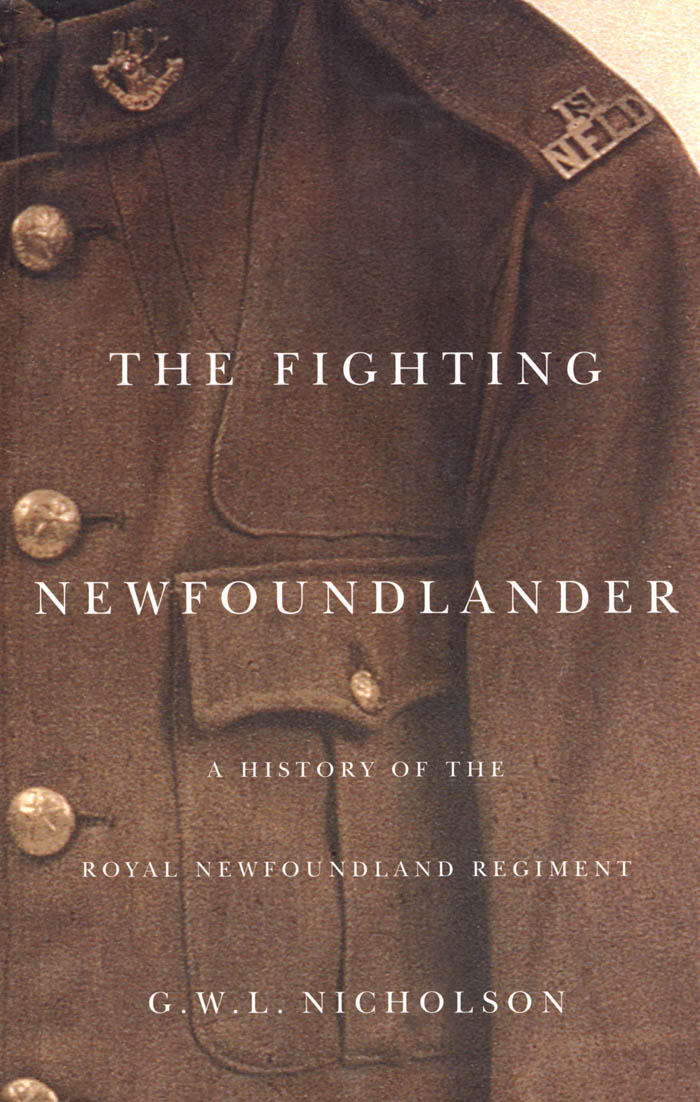 Fighting Newfoundlander
