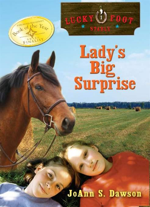 Lady's Big Surprise By: JoAnn DawsonJoAnn DawsonJoAnn Dawson