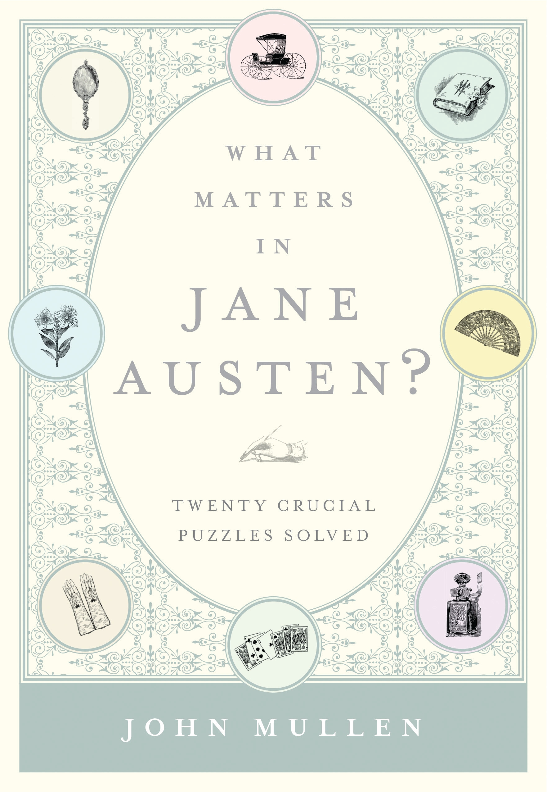What Matters in Jane Austen? By: John Mullan