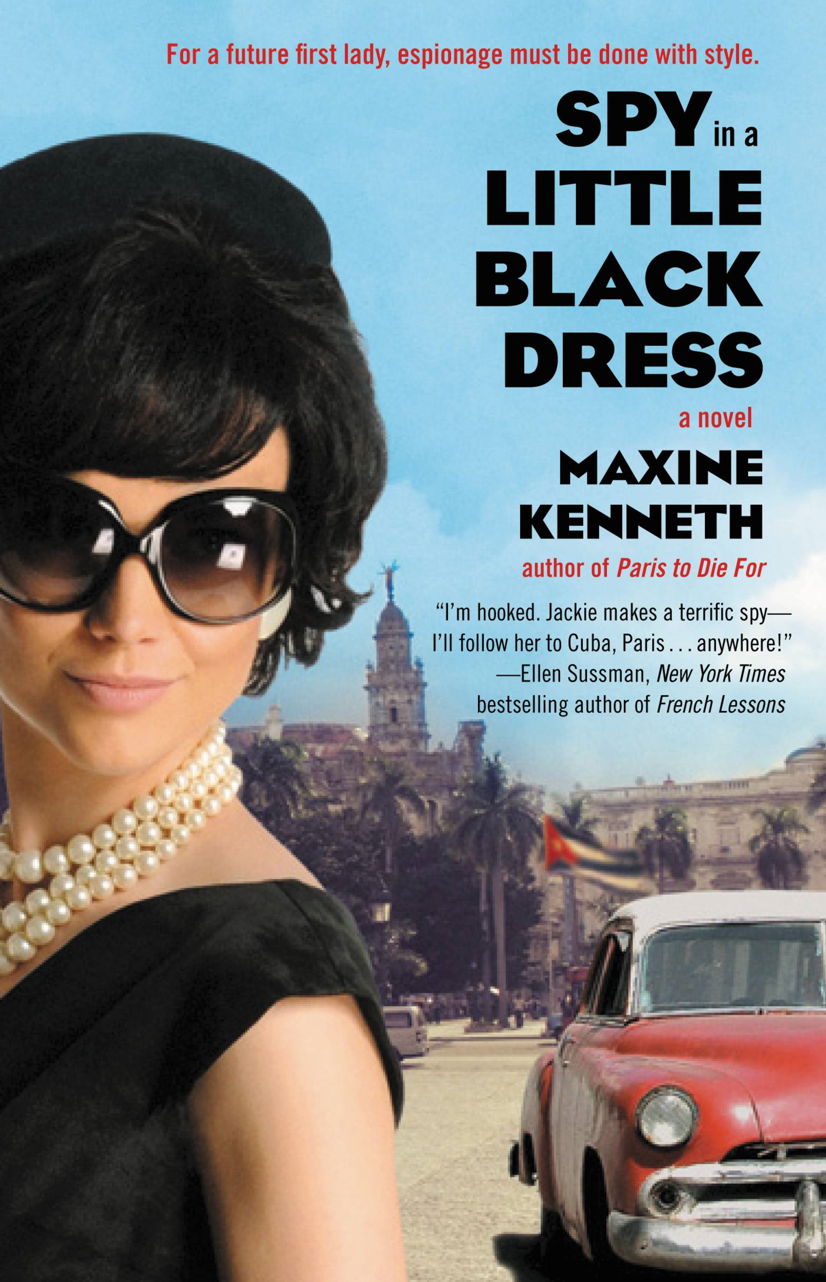 Spy in a Little Black Dress By: Maxine Kenneth
