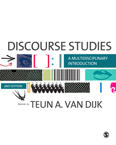 Discourse Studies A Multidisciplinary Introduction