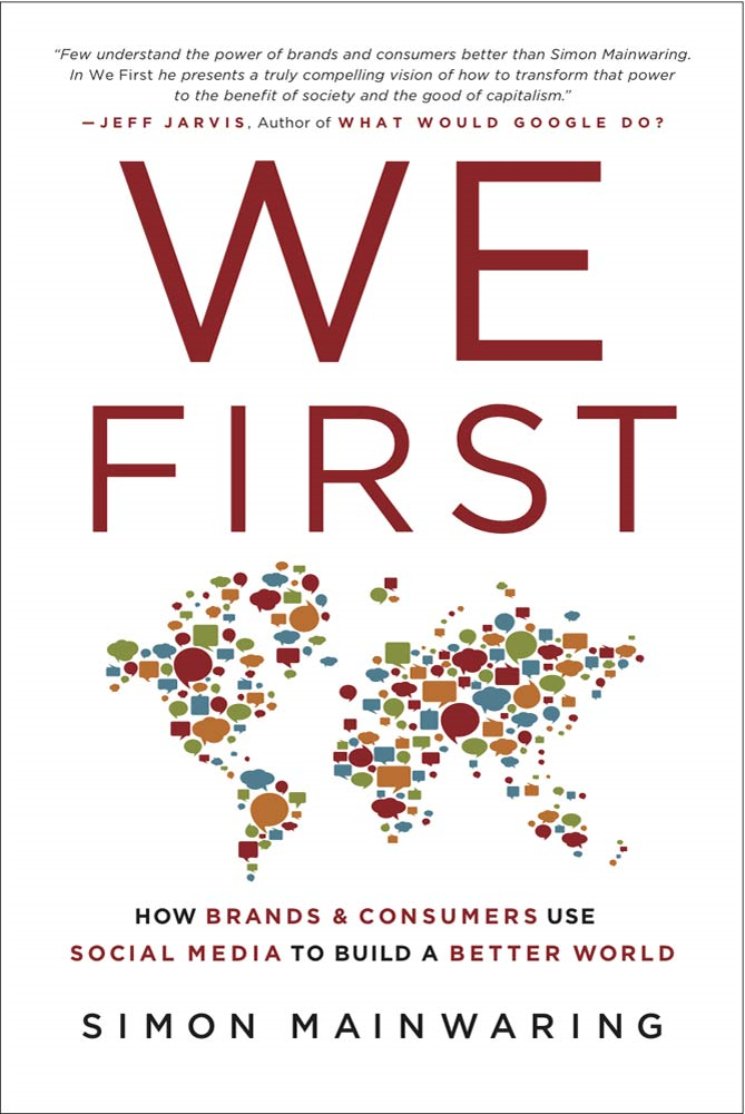 We First By: Simon Mainwaring