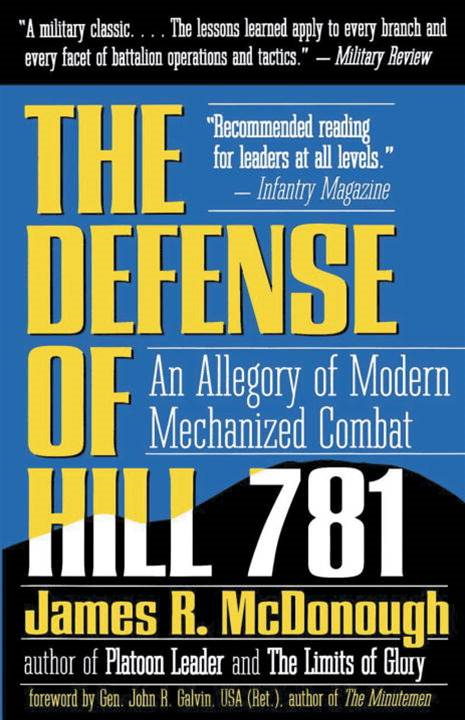 Defense of Hill 781