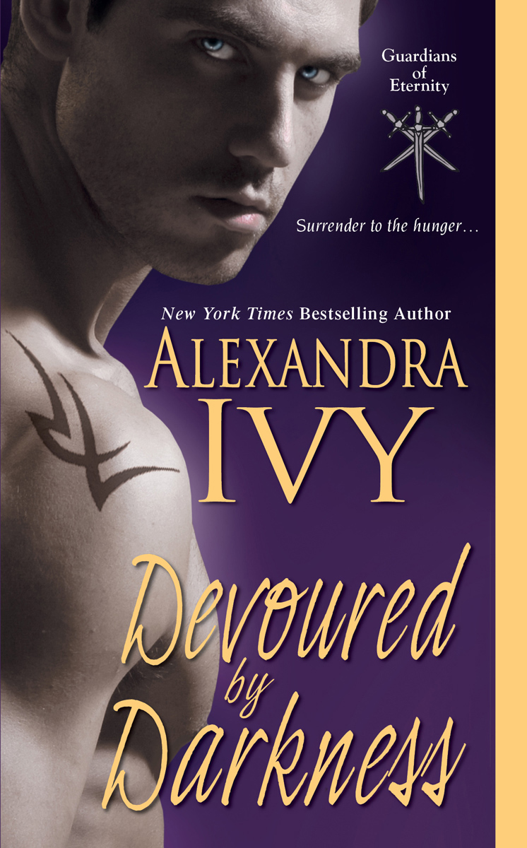 Devoured By Darkness By: Alexandra Ivy
