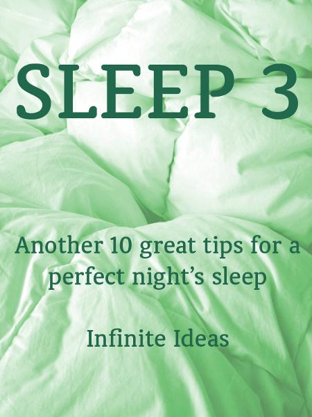 Sleep 3 By: Infinite Ideas