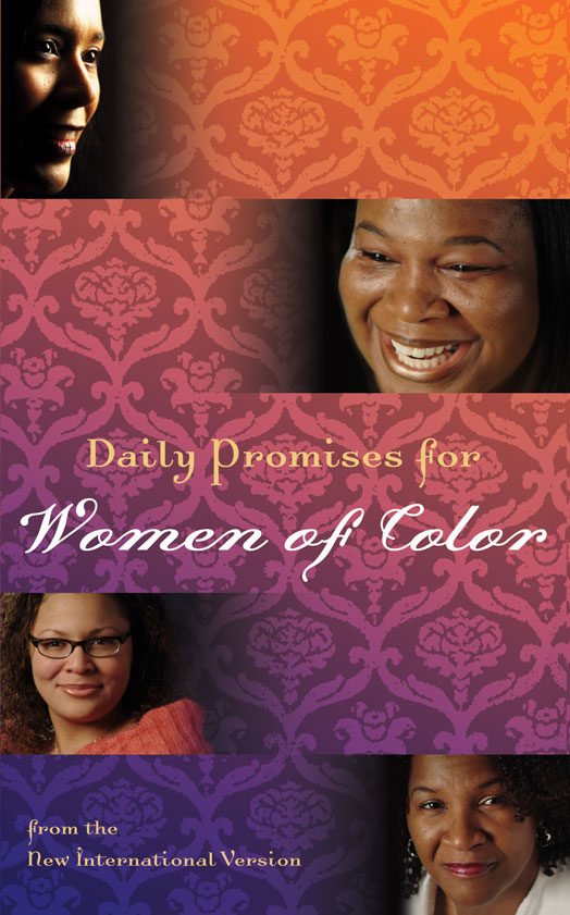 Daily Promises for Women of Color: from the New International Version By: Zondervan