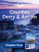 Lonely Planet Counties Derry & Antrim: