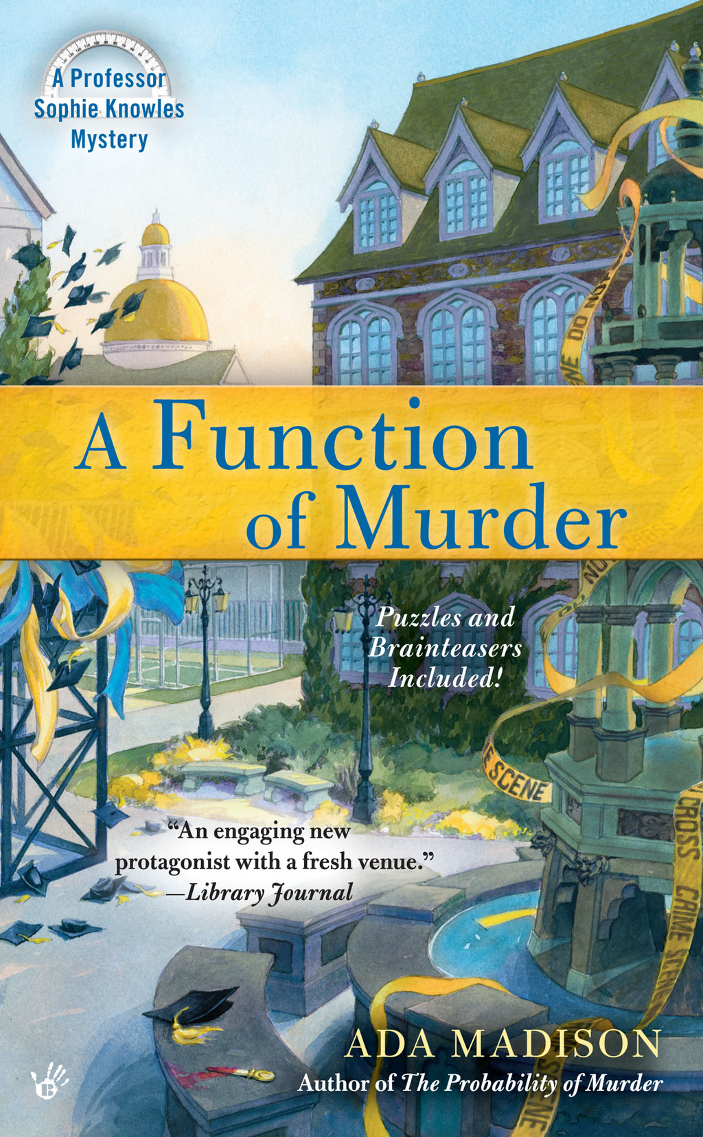 A Function of Murder By: Ada Madison