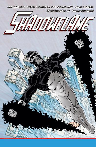 Shadowflame By: Joe Martino
