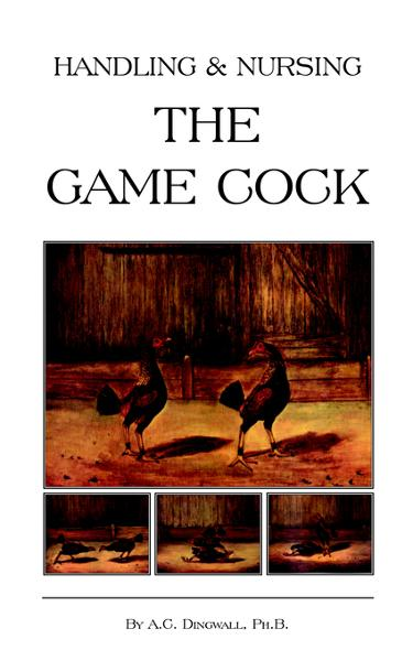 Handling and Nursing the Game Cock (History of Cockfighting Series)