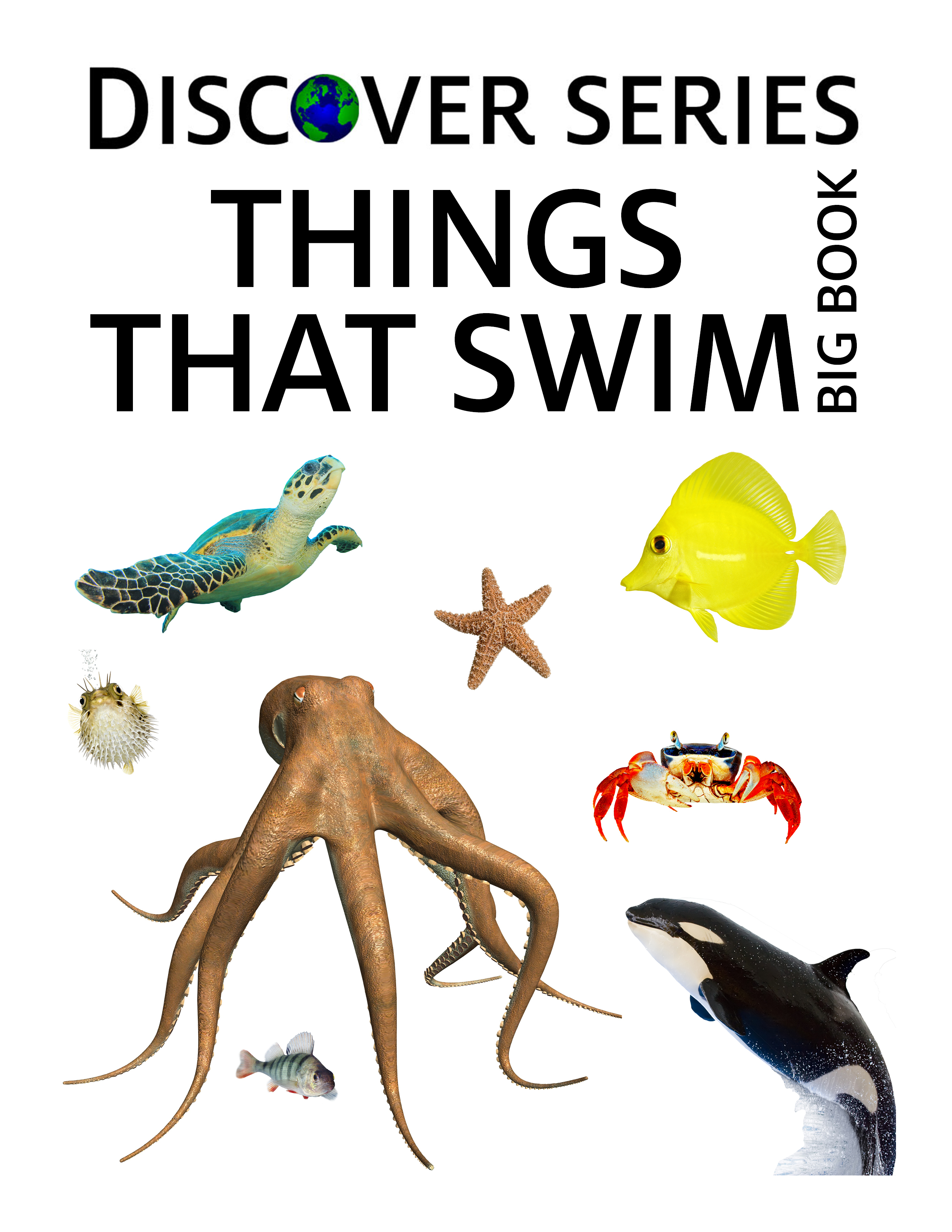 Things that Swim Big Book
