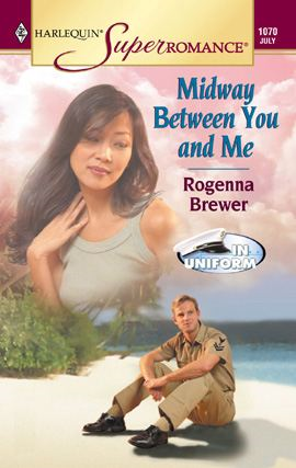 Midway Between You and Me By: Rogenna Brewer