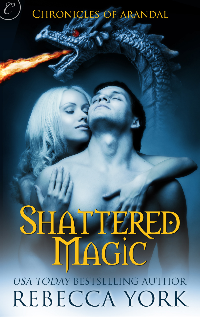 Shattered Magic By: Rebecca York