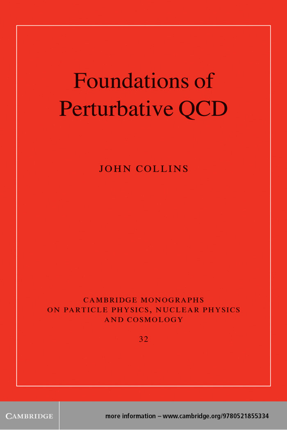 Foundations of Perturbative QCD
