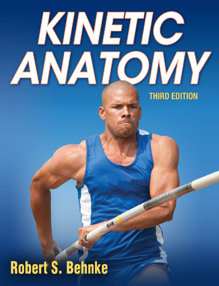 Kinetic Anatomy, Third Edition