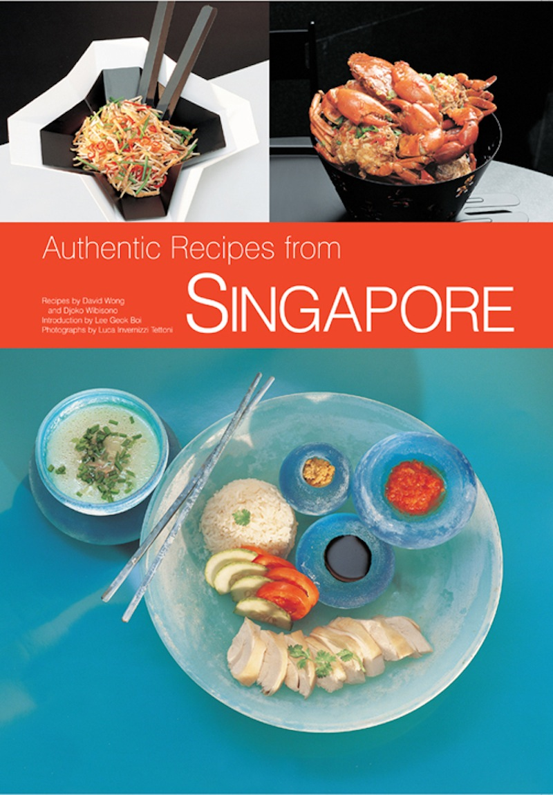 Authentic Recipes from Singapore