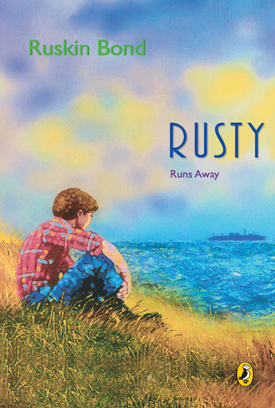 Rusty Runs Away Signed As More Tales Of Rusty