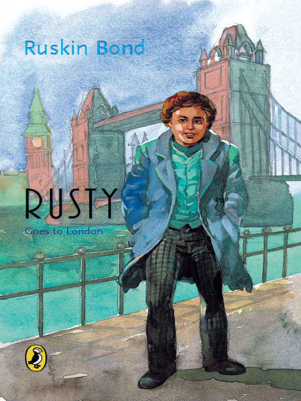 Rusty Goes To London