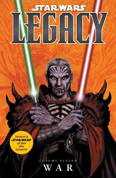 Star Wars: Legacy Volume 11  War
