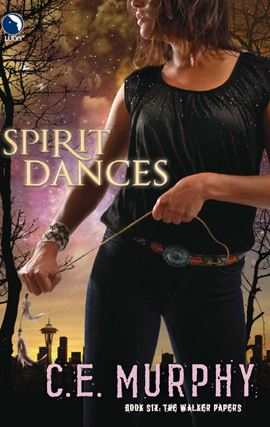 Spirit Dances By: C.E. Murphy