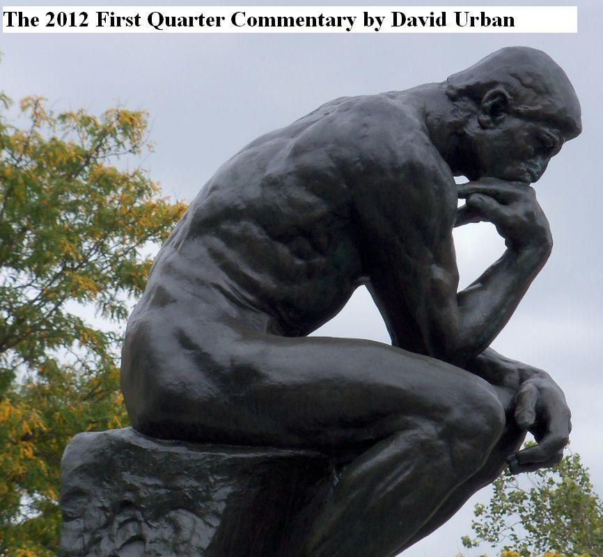 2012 First Quarter Investment Commentary