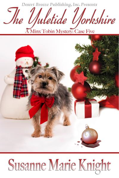 Minx Tobin Mysteries Case Five: Yuletide Yorkshire