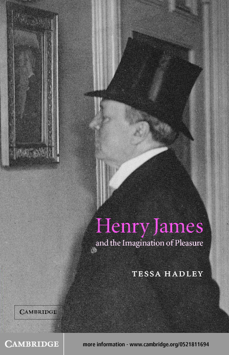 Henry James and the Imagination of Pleasure