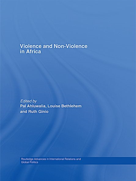 Violence and Non-Violence in Africa