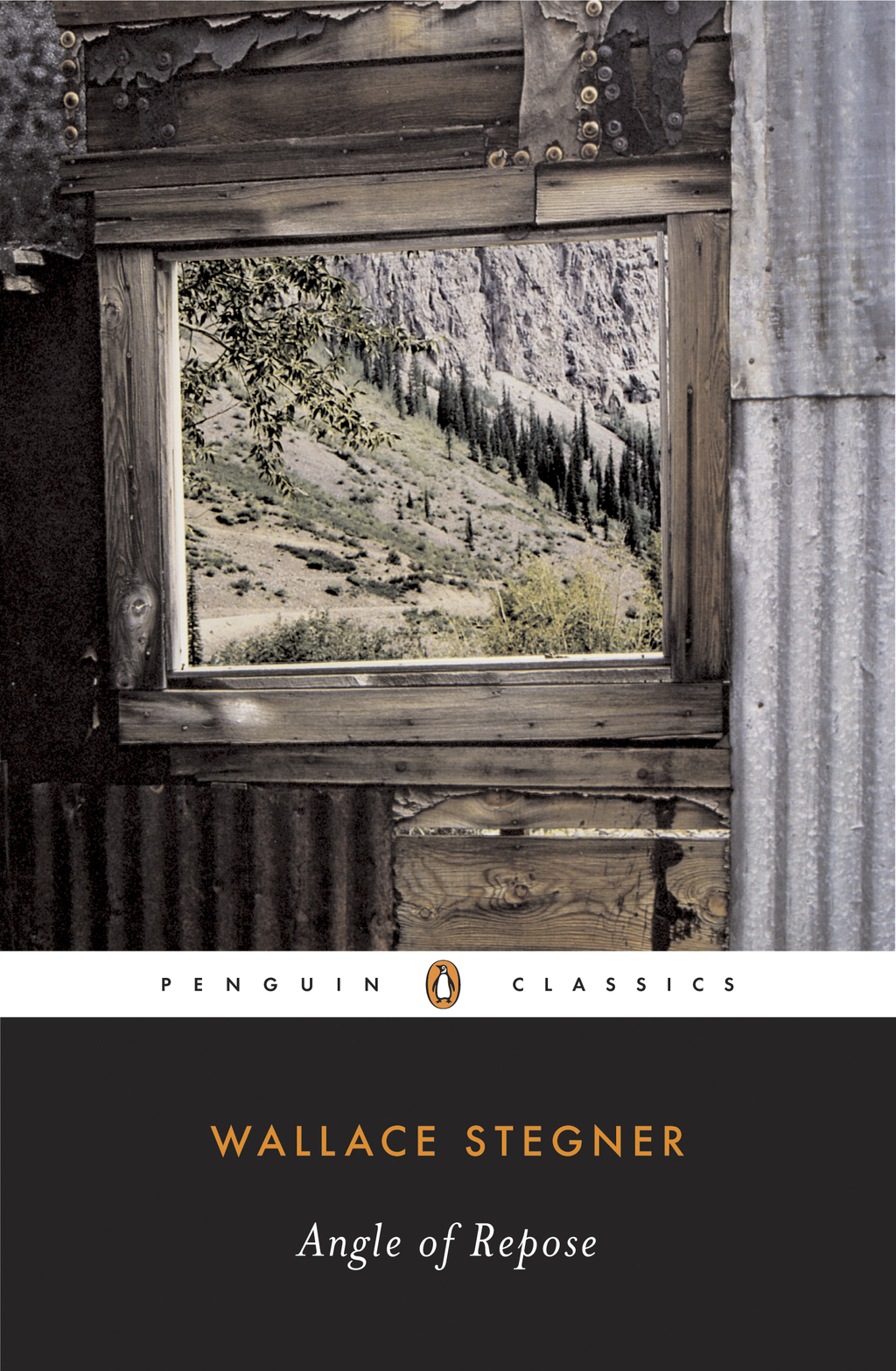 Angle of Repose By: Wallace Stegner