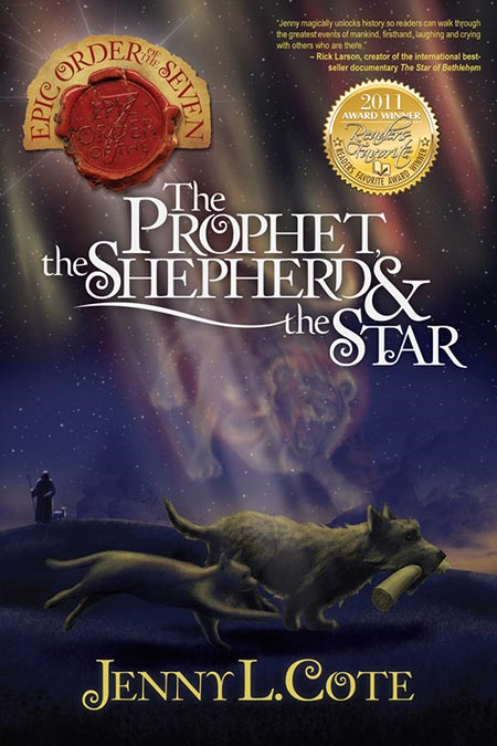 The Prophet, the Shepherd and the Star By: Jenny L. Cote