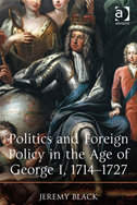 Politics And Foreign Policy In The Age Of George I, 17141727