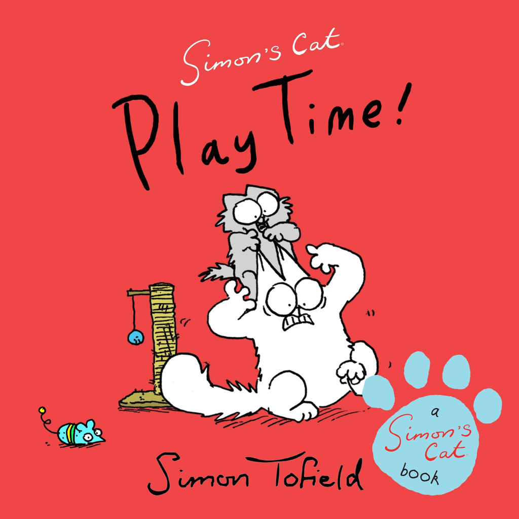 Play Time!: A Simon's Cat Book A Simon's Cat Book