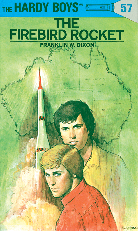 Hardy Boys 57: The Firebird Rocket By: Franklin W. Dixon