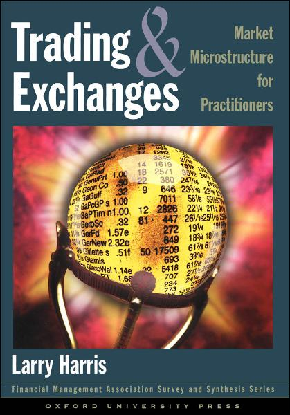 Trading and Exchanges:Market Microstructure for Practitioners